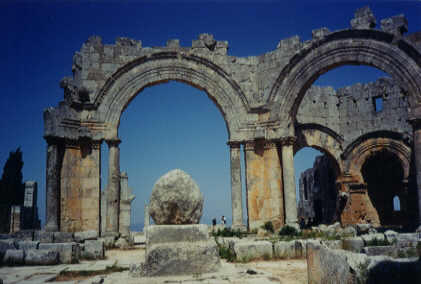 Early Churches in Syria Early Christian Church